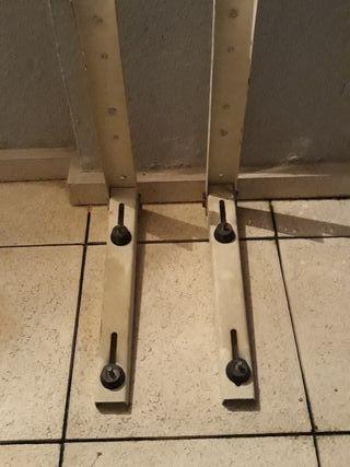 soporte para maquina aire acondicionado