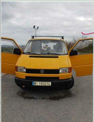 Volkswagen transporter-t4 1998