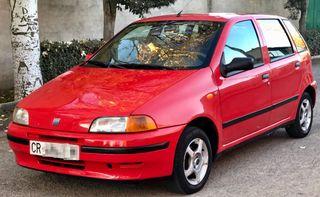 Fiat Punto 1.2i SX 60cv 5 puertas UNICO DUEÑO