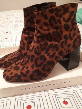 calzado chica