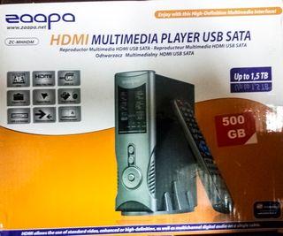 HDMI MULTIMEDIA PLAYER USB