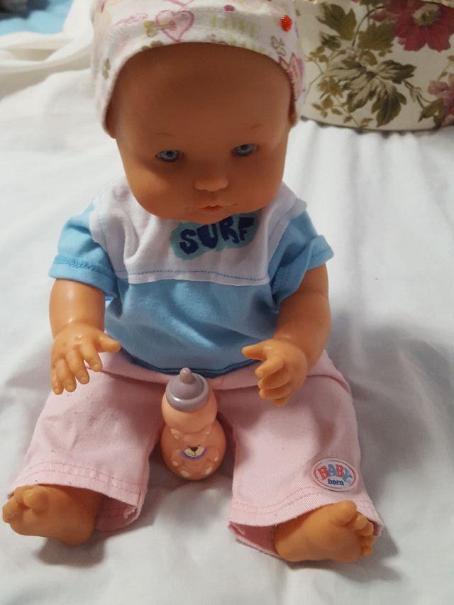 Muñeca Famosa azul
