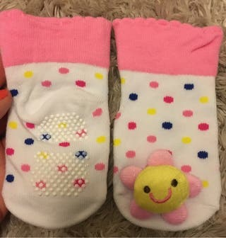 New baby socks 0-1 years old