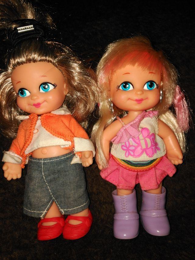 muñecas famosa