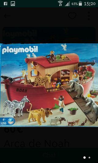 Arca de noel playmobil