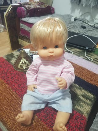 muñeca famosas
