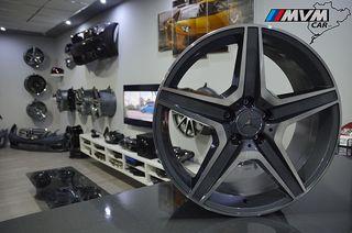 """Juego de 4 Llantas 19"""" Mercedes W204 C63"""