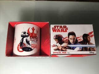 Tazas Star Wars Bb-8 y Praetorian Guard
