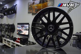 """Llantas 18"""" Mercedes AMG GTS Negro Mate"""