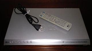 DVD CD REPRODUCTOR LG DIVX