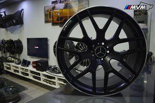 "Juego de 4 Llantas 21"" Mod G63 BLK Mercedes AMG"