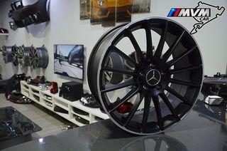 "Llantas Mercedes AMG C63 Multiradio 18"""