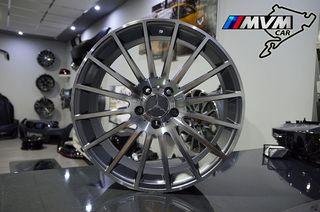 """Juego de 4 Llantas 19"""" Multiradio Mercedes C63 AMG"""