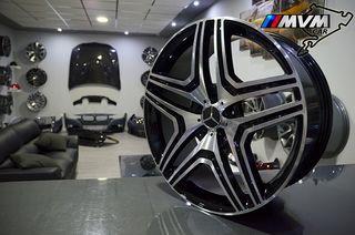 "Llantas 20"" Mercedes AMG ML63 Black"