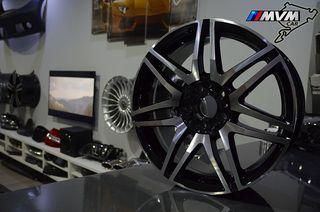 "Llantas Mercedes AMG C43 Black en 19"""