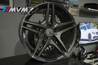 """Juego de 4 Llantas 18"""" Mercedes E63 AMG"""