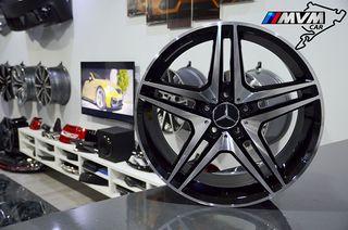 "Juego de 4 Llantas 18"" Mod CL65 Black Mercedes"