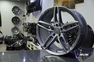 """Llantas 19"""" Mod MB 63 Grey Mercedes AMG"""