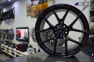 """Llantas 18"""" Mercedes AMG C63 Black Matt"""