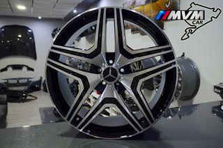 Llantas 22 Pulgadas Mercedes ML63 AMG Black