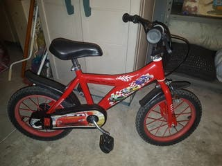 bicicleta para niño 4 años