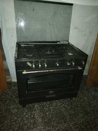 horno de gas