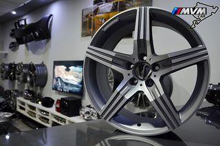 """Llantas 18"""" Mercedes AMG S63 Matt"""