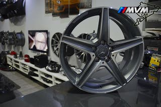 4 Llantas para Mercedes 5x112 Mod W205 AMG