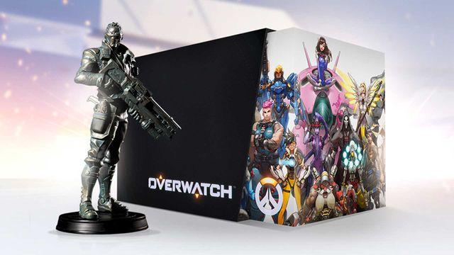 Overwatch Edicion Coleccionista PRECINTADA