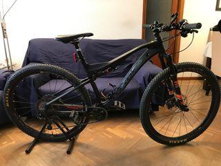 """Bicicleta Orbea Oiz m50 (monoplato xt) 29"""" 2018"""