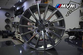 """Llantas Mercedes AMG Multiradio 18"""" Grey"""