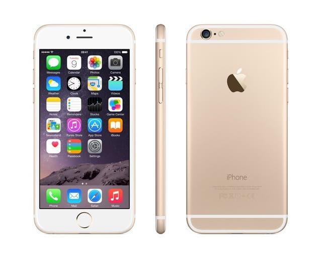 IPhone 6 16GB Gold unlocked to any sim