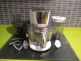 Robot de cocina. 4 en 1. Philips HR795
