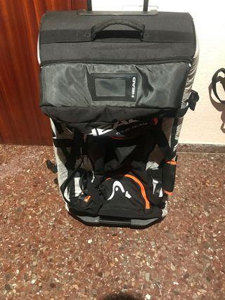 Bolsa de viaje de tenis y pádel