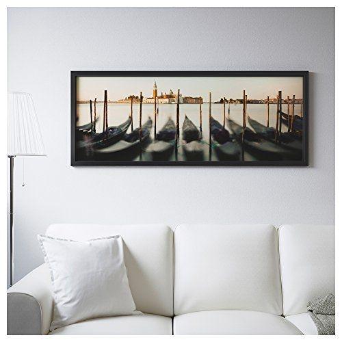 Marco Negro Bjorksta Ikea 140x56 Cm De Segunda Mano Por 18 En