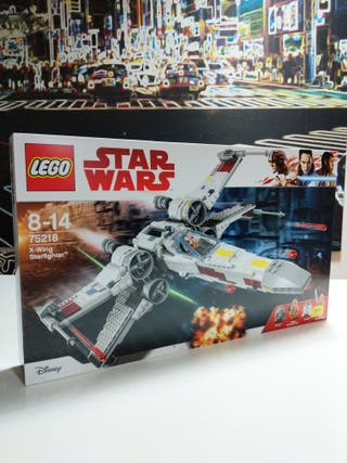 Lego Star Wars 75218