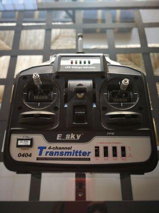 EMISORA RADIO CONTROL ERC