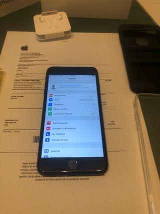 Iphone 7 Plus Black Mate 32gb LIBRE