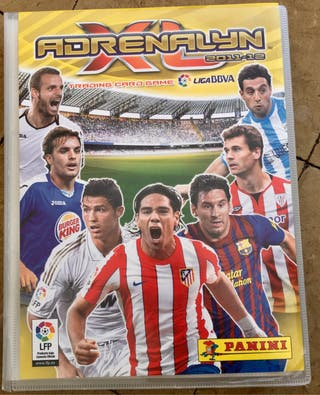 Álbum de cromos La Liga 2013