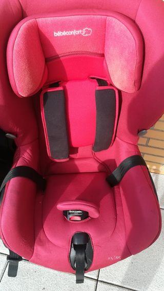 silla de coche para niño giratoria