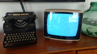 Televisor vintage Philips año 1974