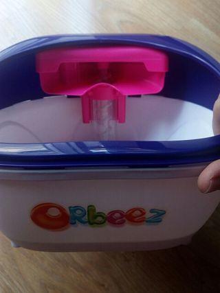juguete spa orbeez