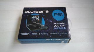 DVD reproductor portatil. A estrenar.
