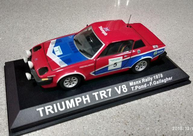 Triumph TR7 V8 escala 1/43