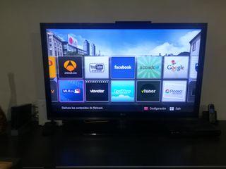"Tv LG modelo LH 300, 47"""