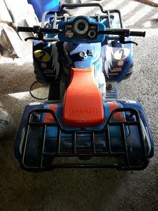 moto de bateria 12v...