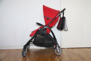 Cochecito bebé (0-3) con maxi-cosi y capazo
