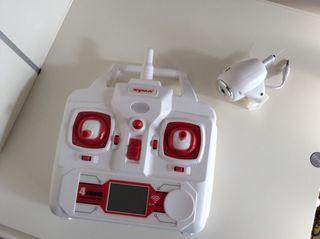 Mando y cámara DRON SYMA