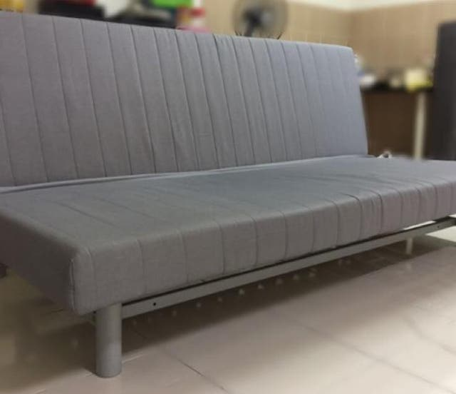Sofa cama Ikea Beddinge 3 plazas sin uso de segunda mano