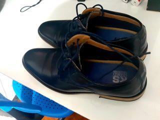 Zapatos de vestir, marca KS
